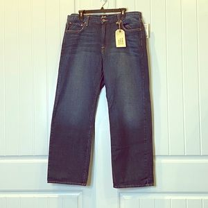 New! Lucky Brand 165 Straight Leg Denim Jeans